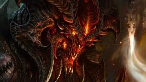 Diablo 3's Titular Character, Diablo