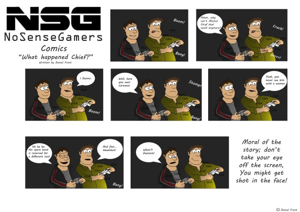 NSG Comic- What Happend Chief