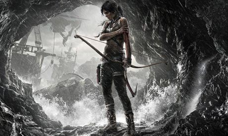 Screenshot from Tomb Raider (2013)