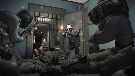 Payday 2 Screen 01