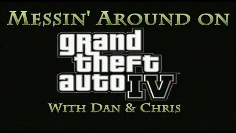 Messin Around GTA Thumbnail